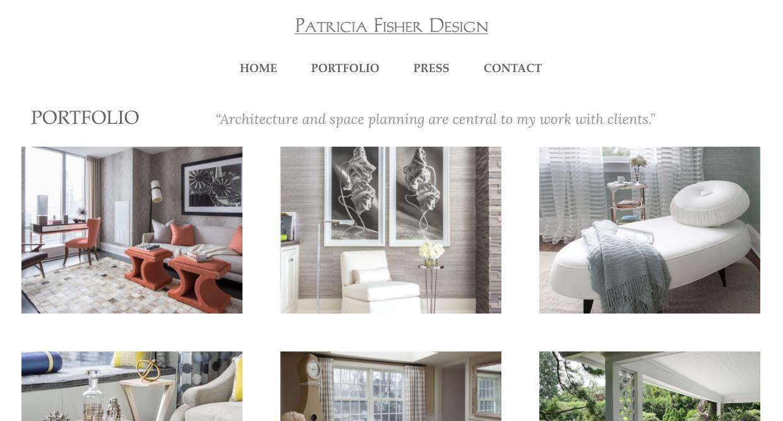 Patricia Fisher Design
