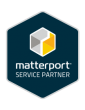 For Web - Official Matterport Service Partner Badge